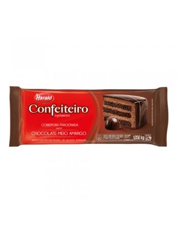 CHOCOLATE COB BARRA 1/2 AMARGO CONFEITEIRO 1,05KG