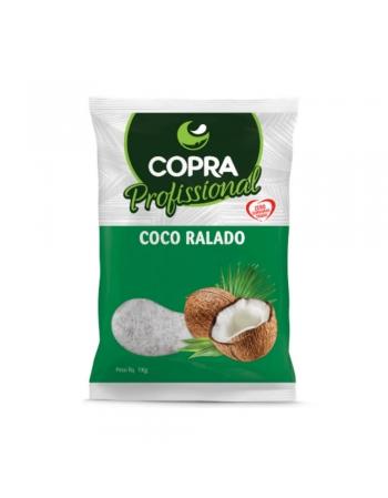 COCO RALADO FLOCADO COPRA 1KG