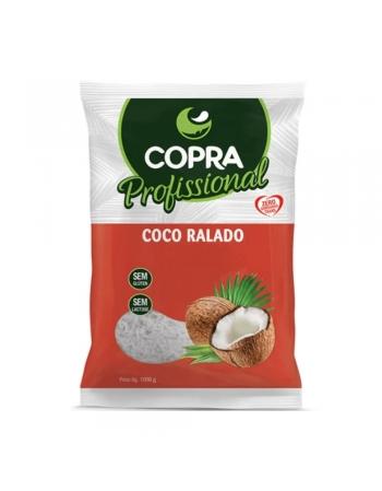 COCO FLOCOS PADRAO COPRA 1KG