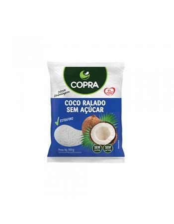 COCO RALADO S/AC COPRA 100G