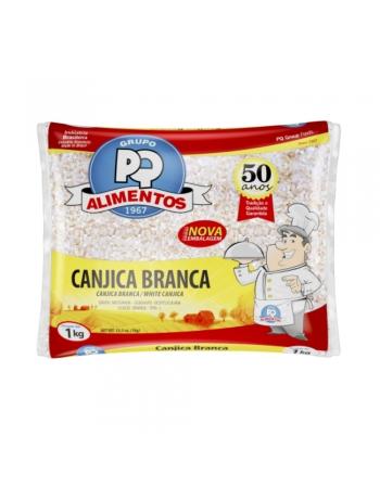 CANJICA BRANCA PQ 1KG