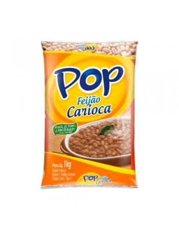 FEIJAO CARIOCA T1 POP 1KG