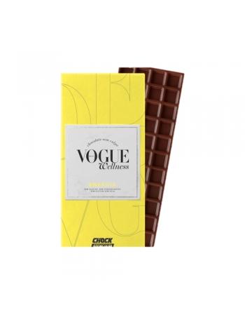CHOCOLATE CHOCK VOGUE WELLNESS ENERGIA 5X75G